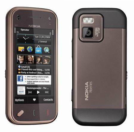 Nokia N97 Mini Phone