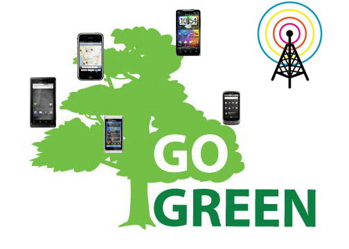 Phone Networks go Green