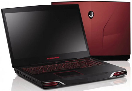 Alienware M18x Laptop