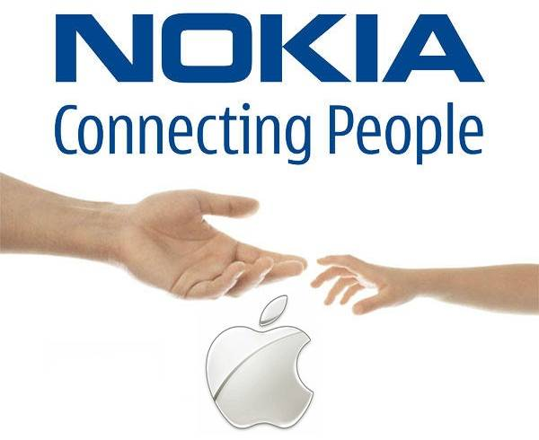 Nokia settles with Apple
