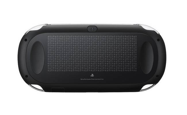 Sony PlayStation Vita Back