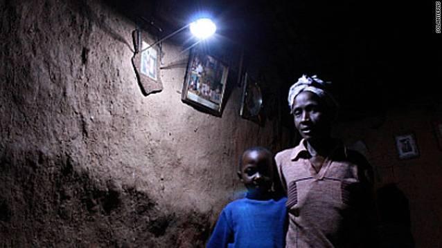 Kenya Solar Lanterns