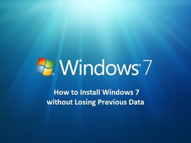 Windows 7 Tips