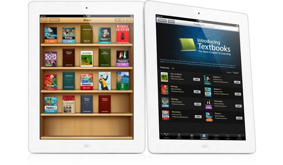 Apple Textbooks iBookstore