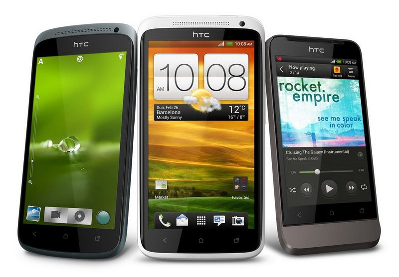 HTC One Smartphones