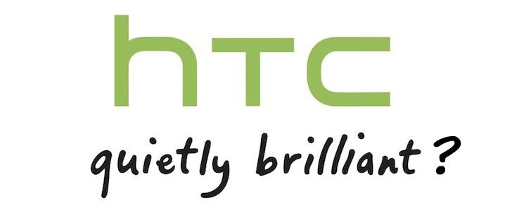 HTC Logo Not Brilliant