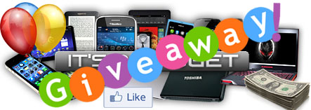 itsagadget Facebook Giveaway