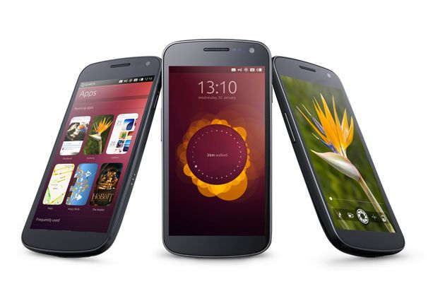Ubuntu OS on Galaxy Nexus