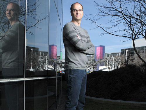Andy Rubin Google