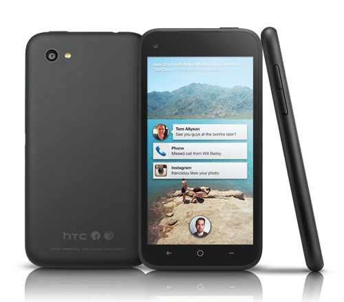 HTC First Facebook Home