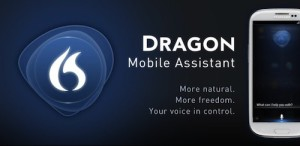 Dragon Mobile Assistant App