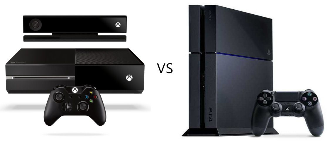 Xbox One Vs Playstation 4 : Xbox one vs playstation the battle rages on