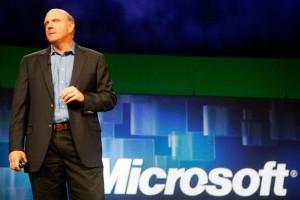Microsoft Steve Ballmer
