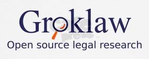 Groklaw Logo