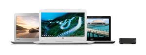 Google Haswell Chromebooks