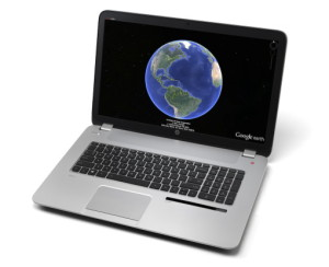 HP Envy 17 Leap Motion Laptop