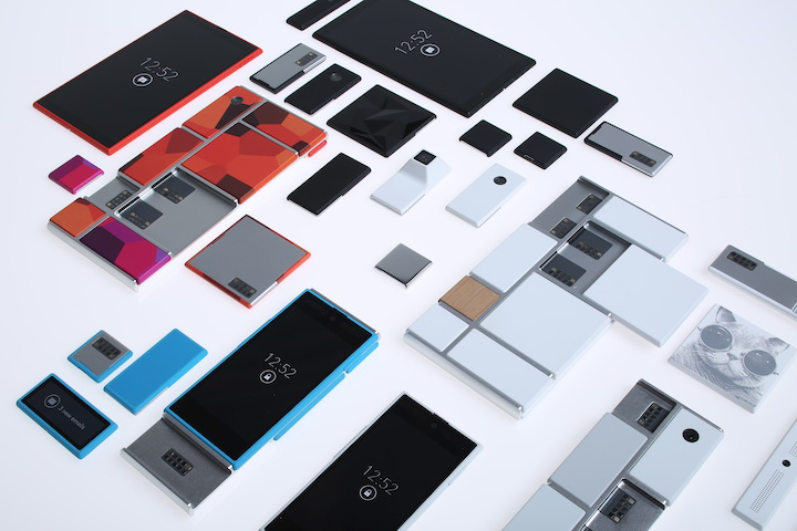 Motorola Project Ara Design