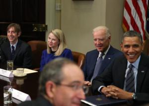 Obama Tech Meeting