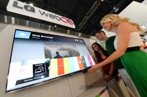 LG WebOS CES 2014