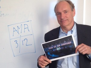 Tim Berners Lee AMA Reddit