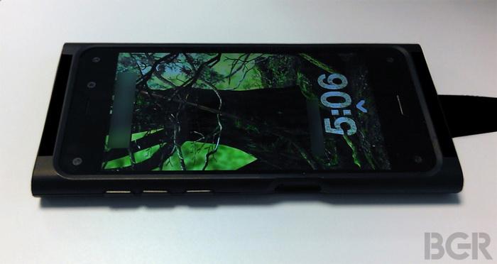 Amazon 3D Smartphone