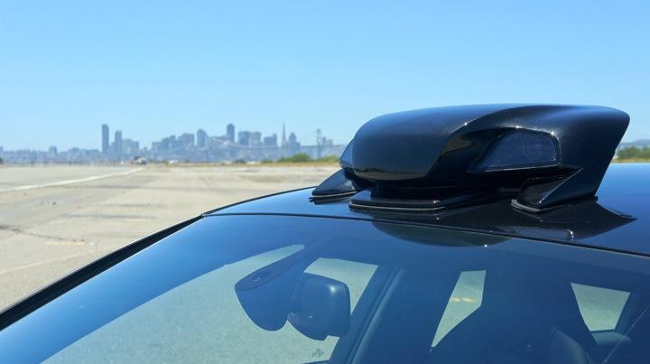 Cruise Self Driving Car Pod