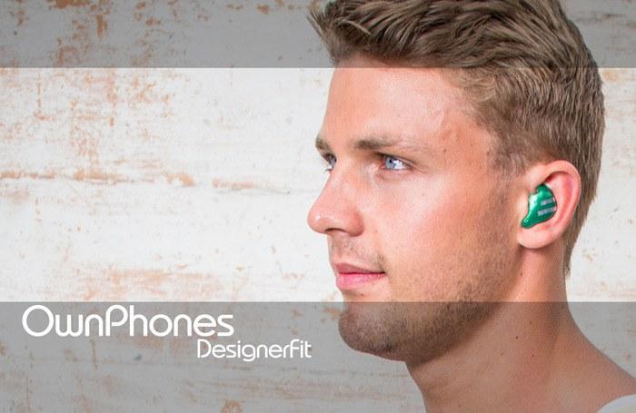 KickStarter OwnPhones 3D Earbuds