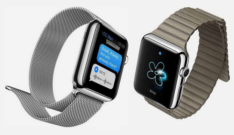 Apple Watch Voice Messaging Feature