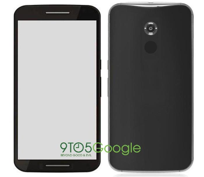 Motorola Nexus 6 Leak
