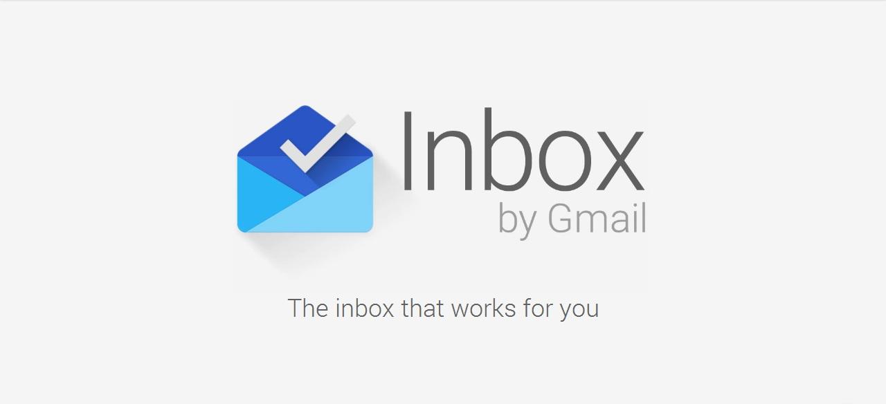 Google Inbox Gmail App