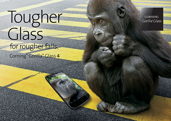 Corning Gorilla Glass 4