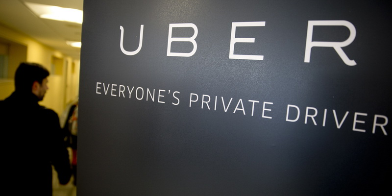UBER DC Office