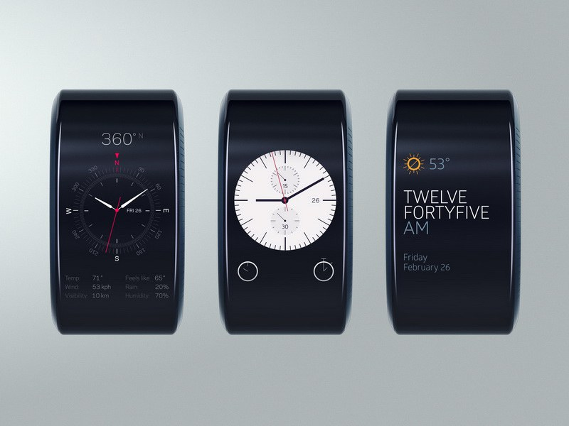 Neptune Suite Smartwatch