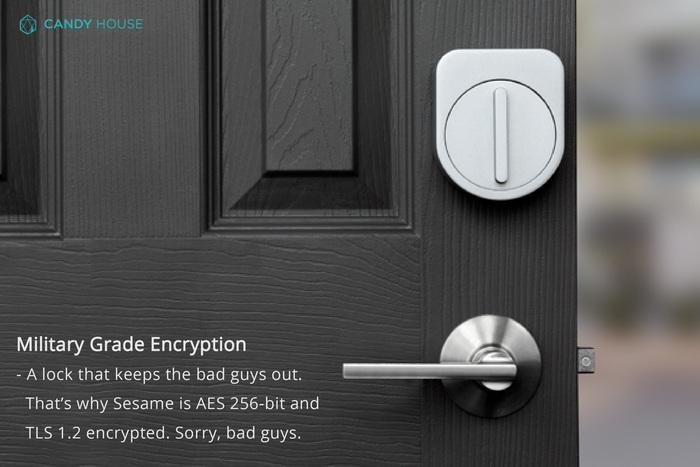 Sesame Smart KeyLock