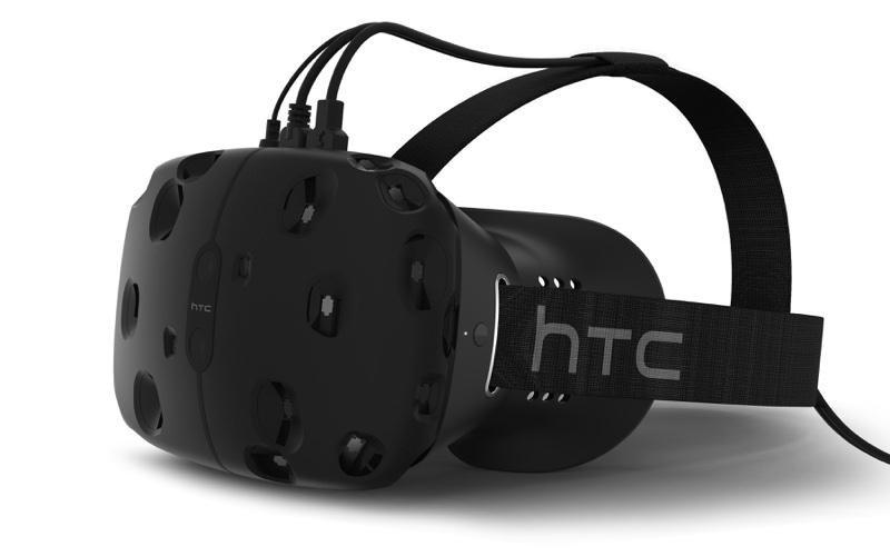 Valve HTC Vive VR