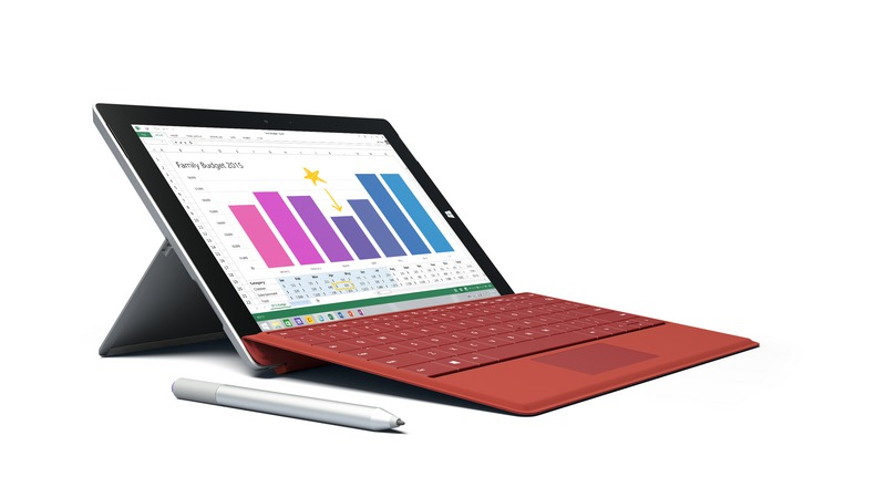Better Than A Laptop Yet? Meet the new Microsoft Surface 3