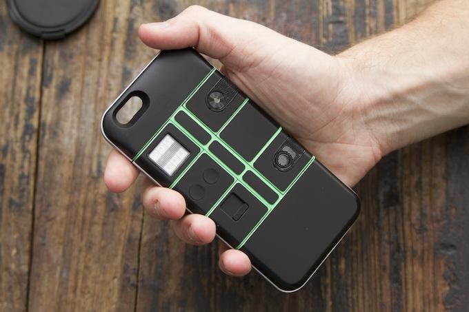 Nexpaq Modular Case Smartphone