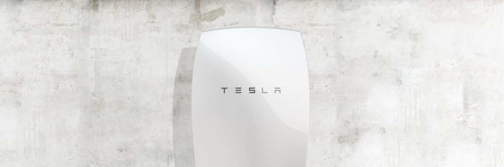 Tesla Powerwall – A battery for the home of the future