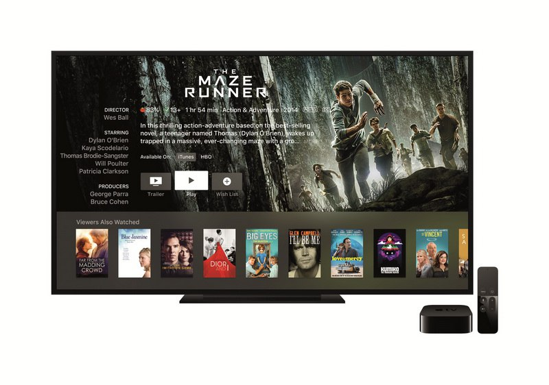 Apple TV Movies