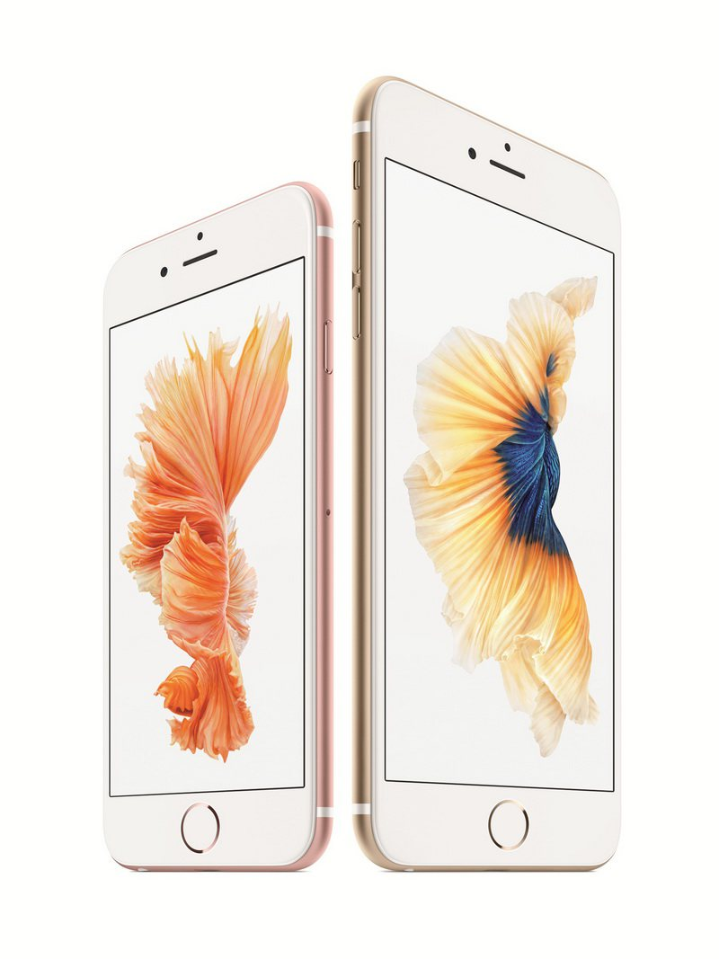 Apple iPhone 6S and iPhone-6S-Plus
