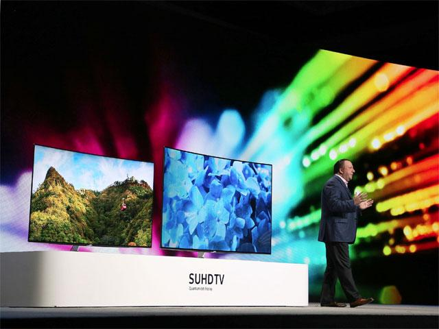CES 2016 Day 2: Samsung, Sony and LG Announcements