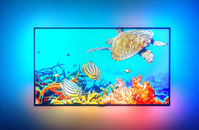 DreamScreen Smart LED Backlighting