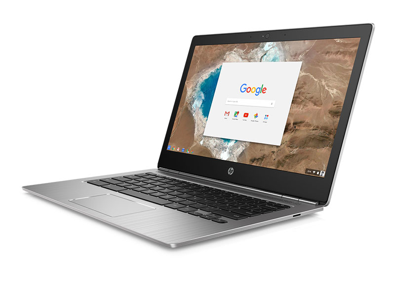 A Look at the new HP Chromebook 13