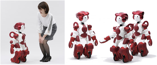 Hitachi Emiew3 Robot
