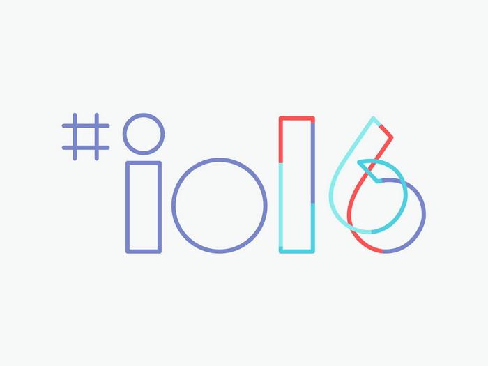Google IO 16
