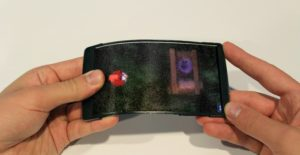 HoloFlex – A Holographic Smartphone