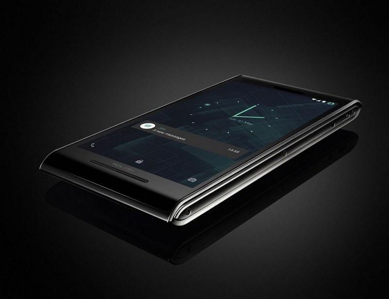 Sirin Solarin Smartphone