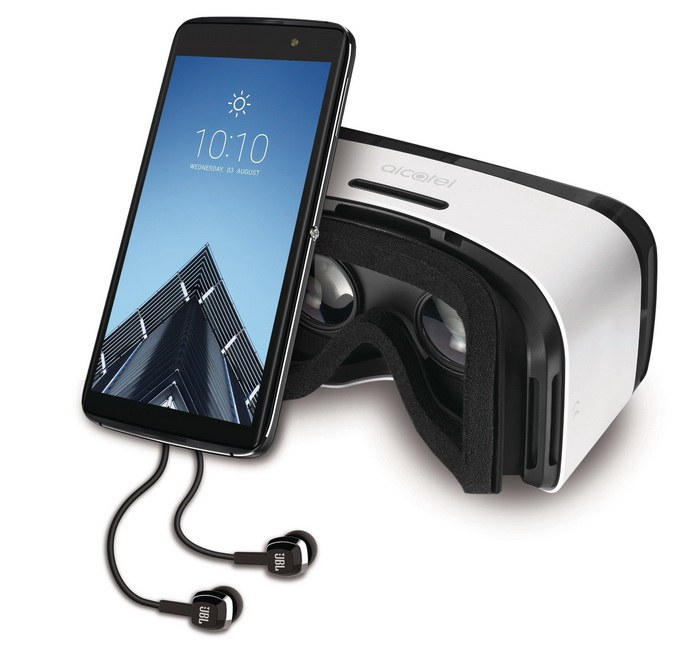 Alcatel Idol 4S Google VR