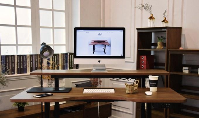 Gaze Desk