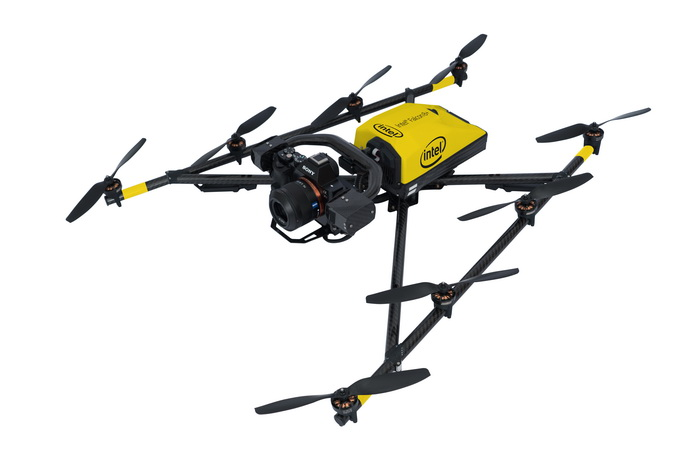 Intel Falcon 8 Drone